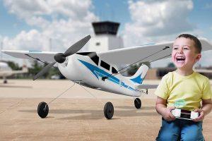 Los 9 mejores aviones teledirigidos