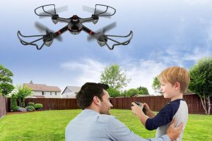 Los 9 mejores drones para niños