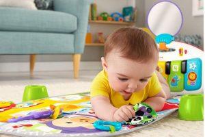 Los 10 mejores juguetes para niños de 1 año