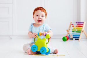 Los 10 mejores juguetes para niños de 6 meses